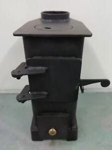 Micro Wood burner/stove/camper van/ workshop/boat Greenhouse Man Cave