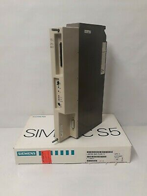 Siemens simatic S5 6ES5 943-7UA11 Central Processing unit