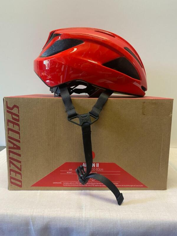 new Specialized ALIGN II MIPS bicycle ADULT helmet FLO RED