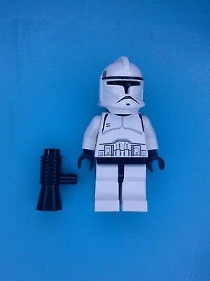 Lego Star Wars Minifigure Clone Trooper Episode 2 II 4482 7163 Multiple Avail