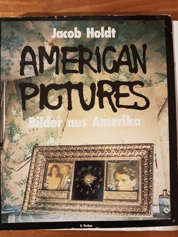 American Pictures, Jacob Holdt, S. Fischer Verl, 1984, Bilder aus Amerika