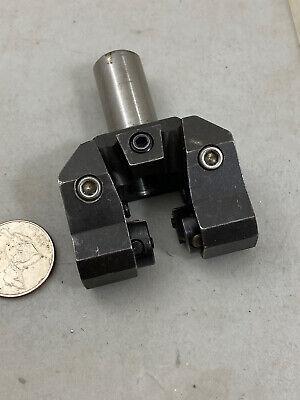 Hardinge T8 Knurling Tool Holder 58 Shank Excellent
