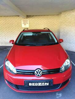 Volkswagen 2010 Golf Wagon for sale Chatswood Willoughby Area Preview