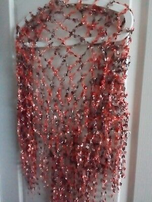 SCARF/SHAWL, BEAUTIFUL ARTISIAN, TRANSFORMS ANY OUTFIT, PORTUGESE