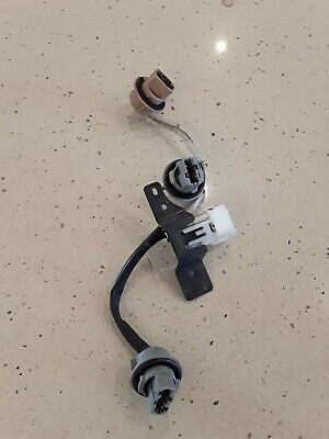 SUBARU FORESTER REAR LIGHT LAMP BULB HOLDER WIRING LOOM  2008 - 2013