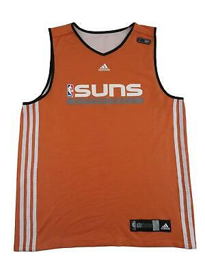NBA Fusion Men's Team Issued Phoenix Suns Jersey Medium 40 Reversible Practice