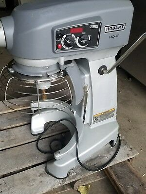 Hobart Legacy Mixer Model Number Hl200 Very Nice Used Condition--no Attachments