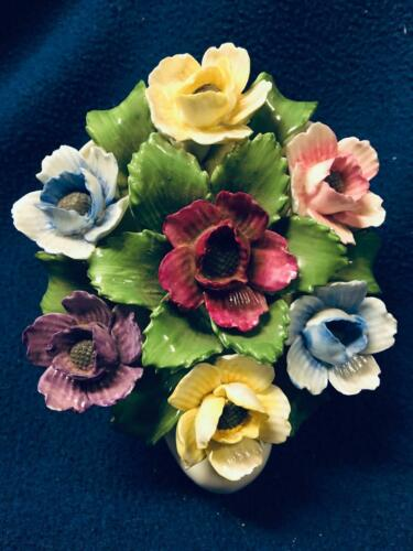 Aynsley Hand Painted Flower Bouquet
