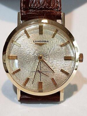 STUNNING Longines Vintage Mens Wristwatch 23Z 17J Running great