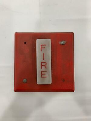 Wheelock Wst-24 Strobe Fire Alarm Wallmount