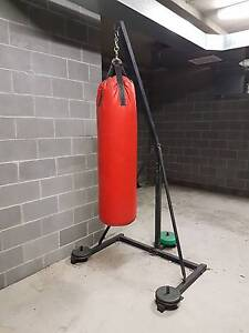 Boxing Bag with Stand Caringbah Sutherland Area Preview
