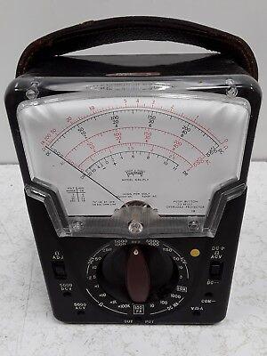 Triplett 630 - Plk Voltmeter