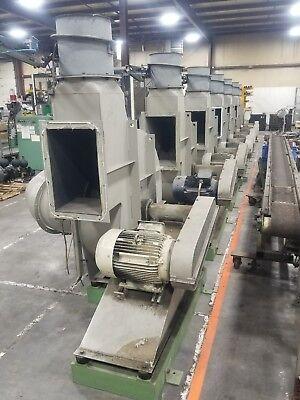 Industrial Blower Fans Anton Piller 7735-rmk-40-500 3833sr