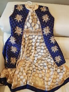 Indian ethnic wear for girls 4-6 yrs