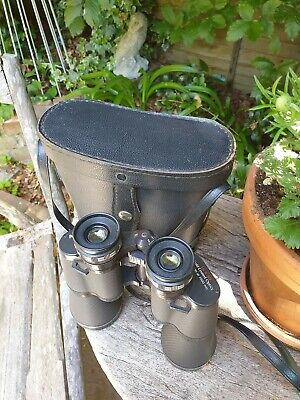 A pair of Miranda 16 x 50 binoculars with gold coated optics, 61mts at 1000mts,