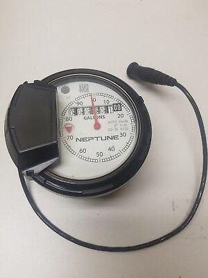 Neptune Water Meter 2 T-10 Auto H65n Register Head Gallons