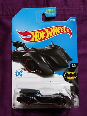 Hot Wheels Batmobile! Brave and the Bold