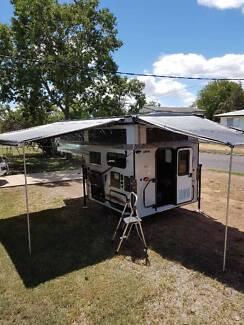 Palomino slide on camper