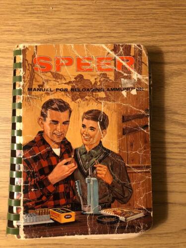 1967 SPEER RELOADING MANUAL NUMBER 7