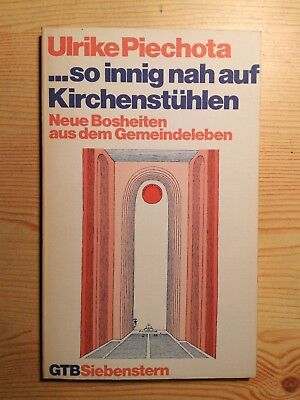 GTB Siebenstern 905 Ulrike Piechota so innig nah Kirchen-Stühle Gemeinde-Leben ()