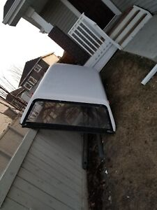 2001 Ford F150 truck canopy