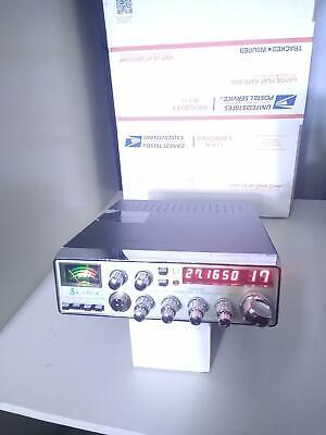 Cobra 200 GTL DX Night Watch Radio with 2X2290 Toshiba's