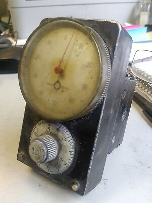 Swi Trav-a-dial .001 Travel Dial Readout 6a Dro Bridgeport Mill Lathe