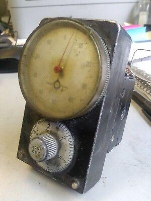 Swi Trav-a-dial .001 Travel Dial Readout 6a Dro Bridgeport Mill Lathe