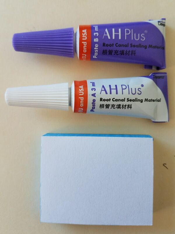 AH PLUS ROOT CANAL SEALER Cement Dental
