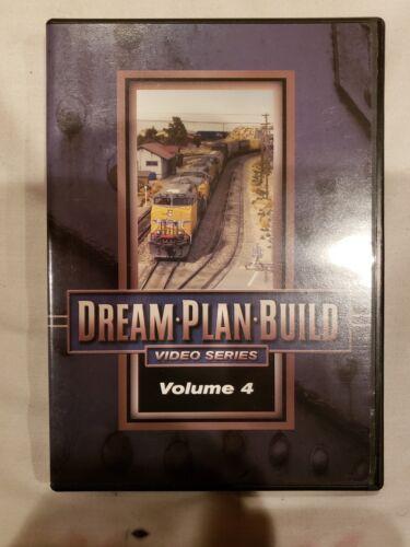 DREAM PLAN BUILD VIDEO SERIES VOLUME 4.