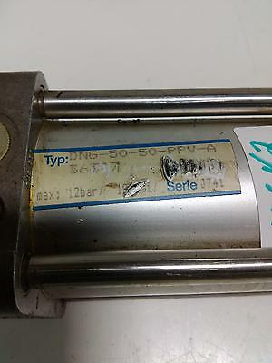 Festo Pneumatic Cylinder Dng-50-50-ppv-a
