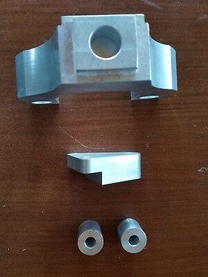 10-17 CRF250R 09-16 CRF450R Custom Boot For Aluminum Frame Conversion CR500AF