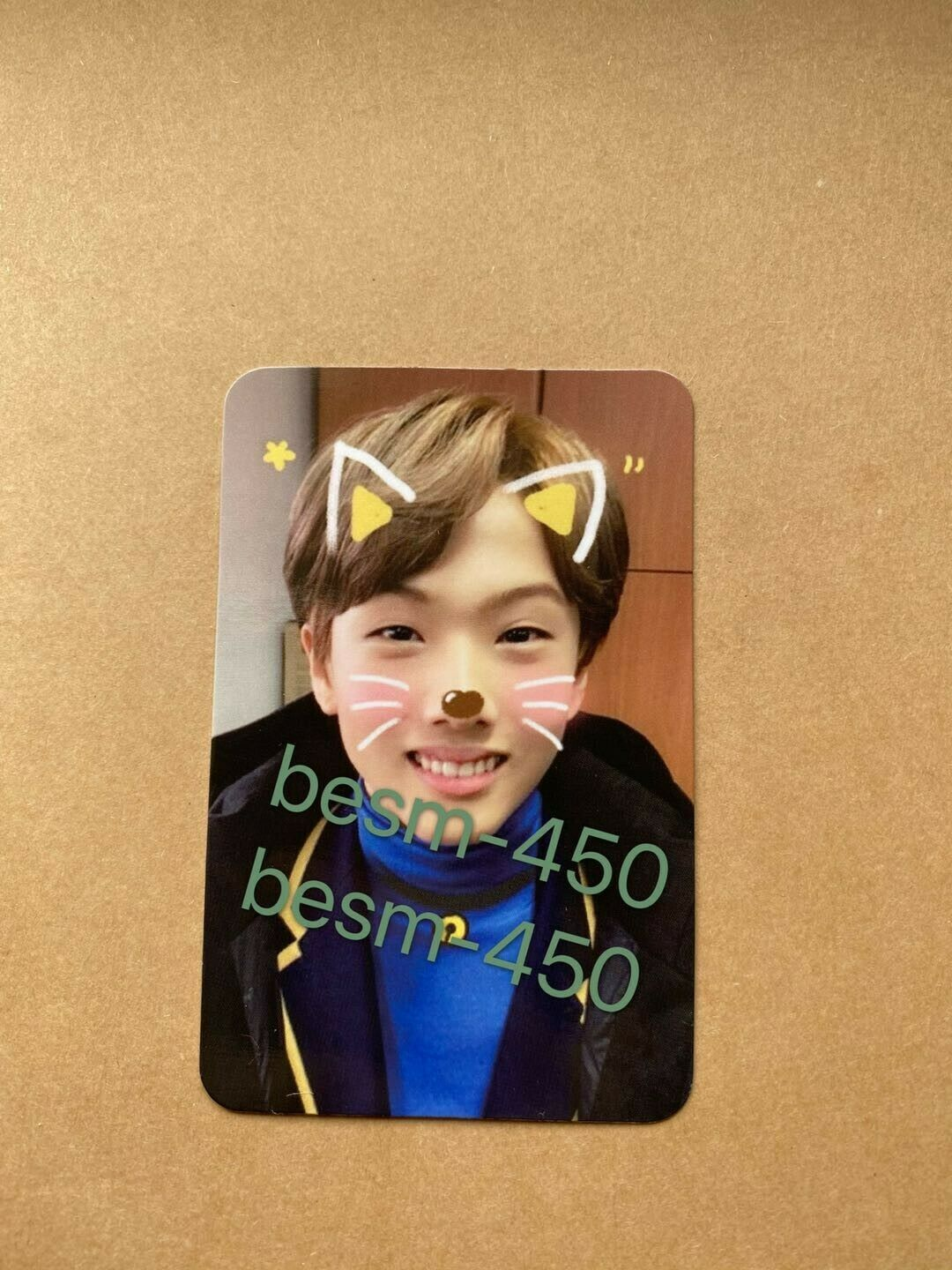 My First And Last Mfal Album Jisung Official Photocard Nct Dream - $29.99