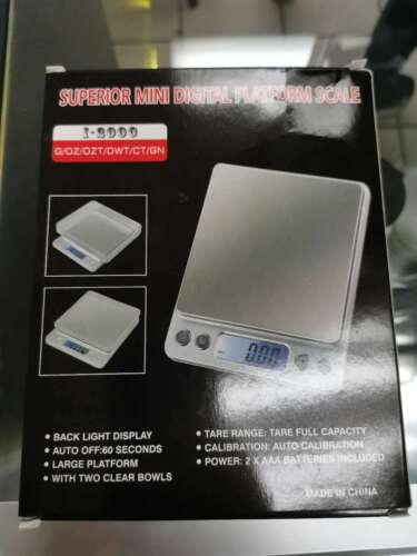 500g x 0.01g Digital Scale 500 x 0.01ct Precision Jewelry-Reload Scale