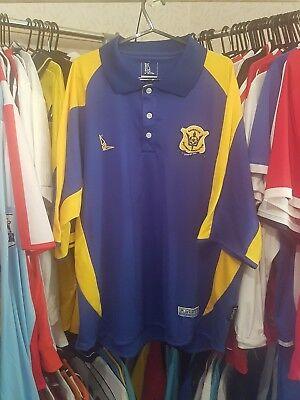 Barbados Football Shirt 2006/08 Away LARGE ~ image