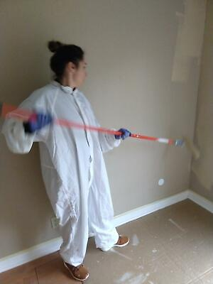Aramark Anti Static Carbon Spray Paint Suitrobe Coverall Overall All Sizes