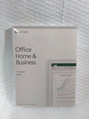Microsoft Office Home and Business 2019 For 1 PC - New & Sealed for sale  Shipping to South Africa