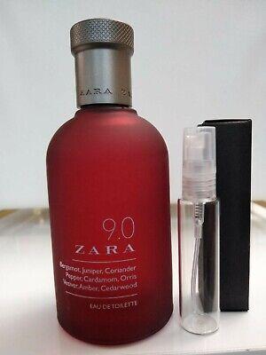Zara 9.0 edt - 10ml Decant