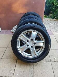 Holden Commodore 16 inch commodore mags Waikerie Loxton Waikerie Preview