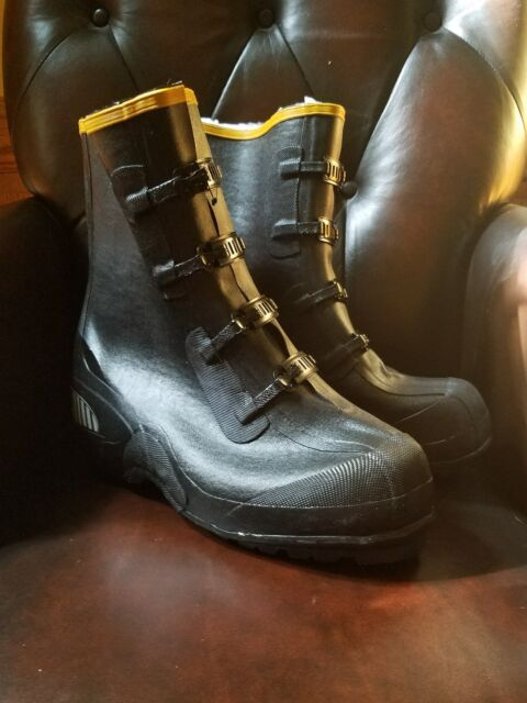 LaCrosse Men's 12 Inch ATS Overshoe Carbide Stud Work Boot Size 10 - 1 Each