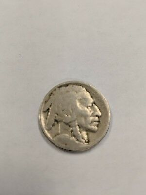 Unknown Buffalo - Unknown Date Buffalo Nickel 5 Five Cents USA