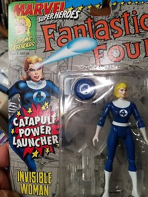 marvel superheroes fantastic four invisible woman new in package