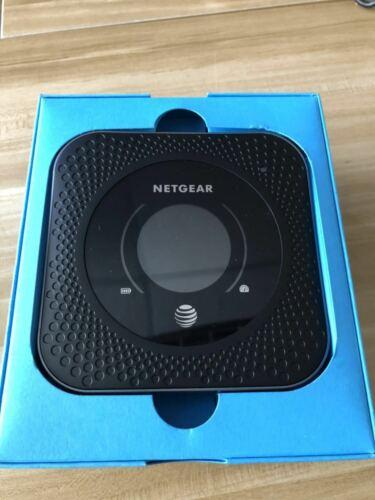 Unlocked At&t Netgear Nighthawk M1 MR1100 1A1NAS Mobile Hotspot WIFI Router