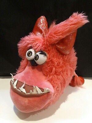 Despicable Me Minion Mayhem Pink Plush Universal Studios Kyle Gru DOG - Despicable Me Dog