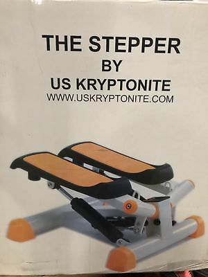 Stepper Exercise Machine Aerobic Fitness Step Air Stair Climber Great Quality (Step Machine)