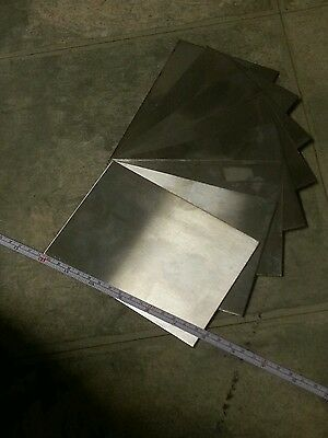 Stainless Steel Sheet 1 Piece 22 Gage 6 X 4- Metal Plate 430 Welding Tig Mig