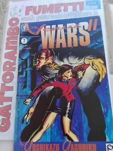 The-Venus-Wars-II-n-7-lingua-originale-Dark-Horse-Comics-buono