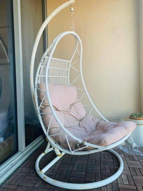 Outdoor Furniture 47 Hanging Chair 47 Garden Patio 47 Wicker Hanging Egg Other Furniture Gumtree Australia Inner Sydney Sydney City 1257339674