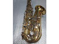 Alto Saxophone Neck crook black /& gold 24.5mm gear4music sonata slade earlham