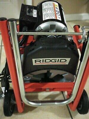 Ridgid K-400-t3 Complete Drain Cleaning Machine